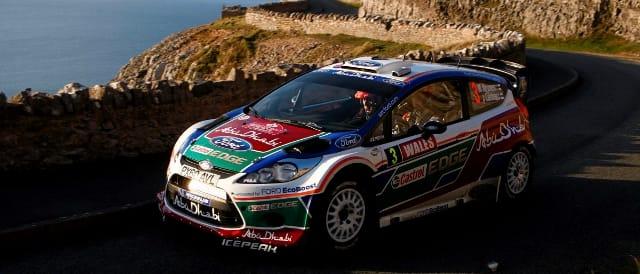 Mikko Hirvonen (Photo Credit: World Rally Pics)