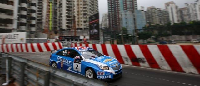Rob Huff - Photo Credit: fiawtcc.com