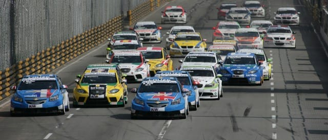 WTCC Macau - Photo Credit: fiawtcc.com