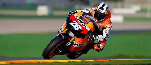 Dani Pedrosa - Photo Credit: MotoGP.com