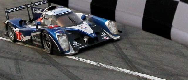 Peugeot 908, 6 Hours of Zhuhai (Photo Credit: Peugeot Sport)