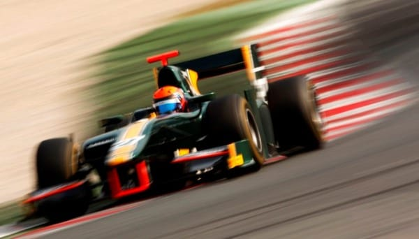 Alexander Rossi - Photo Credit: Drew Gibson/GP2 Series Media Service
