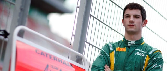 Alexander Rossi - Photo Credit: Alastair Staley/LAT Photographic/GP2 Media Service