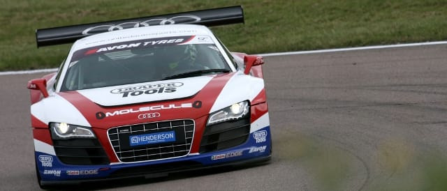 United Autosports' Audi R8 LMS in 2011 (Photo Credit: United Autosports)