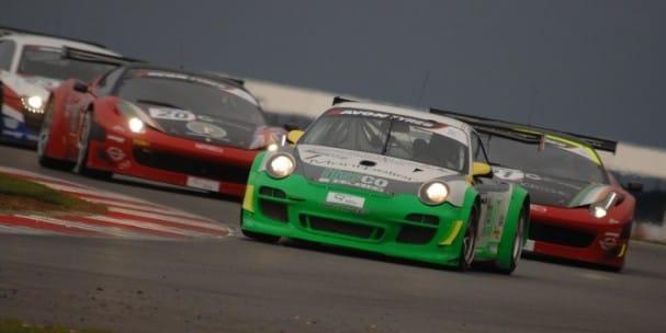 Trackspeed Porsche (Photo Credit: Chris Gurton Photography)