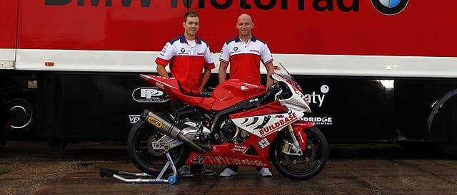 Dan Linfoot and Barry Burrell