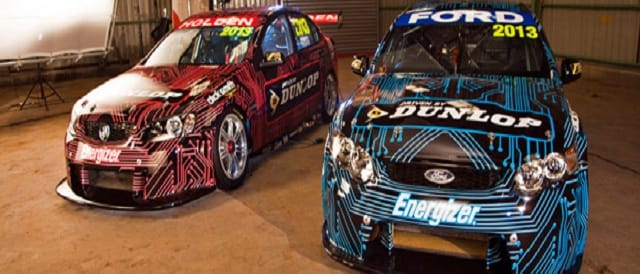 V8 Supercar Car of the Future unveiled - Photo credit: V8 Supercars Media