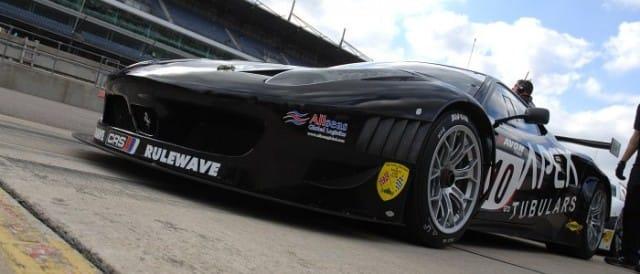 Jim and Glynn Geddie, CRS Racing Ferrari 458 (Photo Credit: Chris Gurton Photography)
