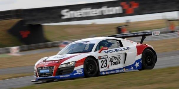 United Autosports Audi R8 LMS (Photo Credit: Chris Gurton Photography)