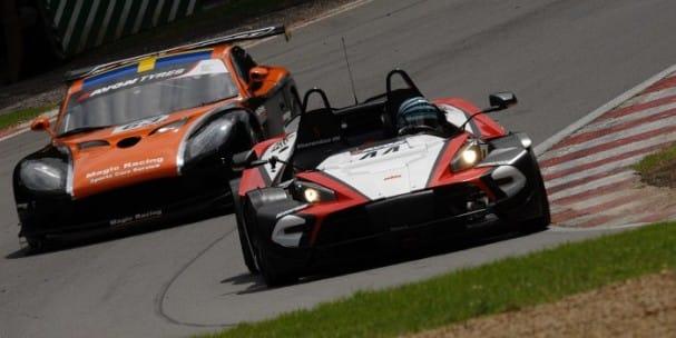 Marcus Clutton, ABG Motorsport (Photo Credit: Chris Gurton Photography)