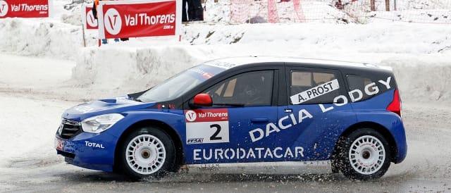 Trophée Andros 2012 Dacia-Trophee-Andros