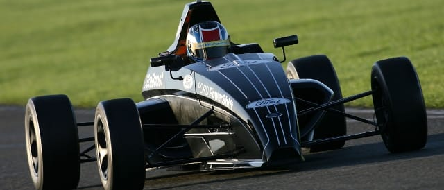 Drivers Sample New Formula Ford For First Time - The ...
