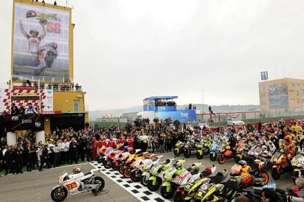 Marco Simoncelli Remembered - Photo Credit: Gresini Racing