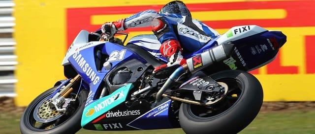 Hopkins led the title fight into the season's final race - Photo Credit: Pirelli