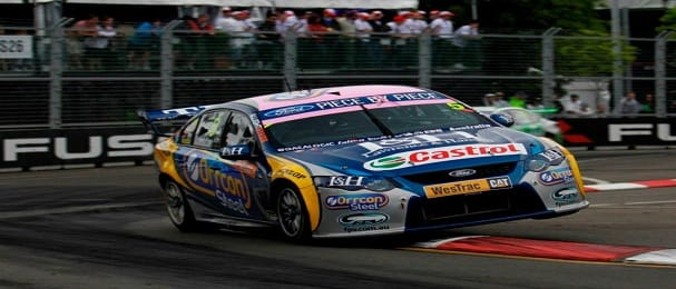 Mark Winterbottom Race 2 Sydney Telstra 500 Photo credit: V8 Supercars Media