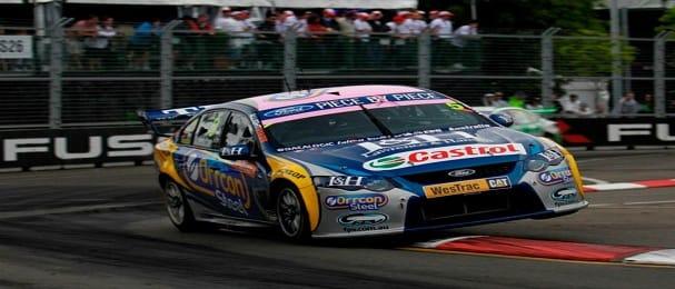 Mark Winterbottom Race 2 Sydney Telstra 500 Photo credit: V8 Supercars Media
