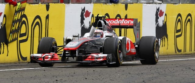 Button impressed in 2011 by beating Hamilton - can he claim a second title next season? - Photo Credit: Vodafone McLaren Mercedes