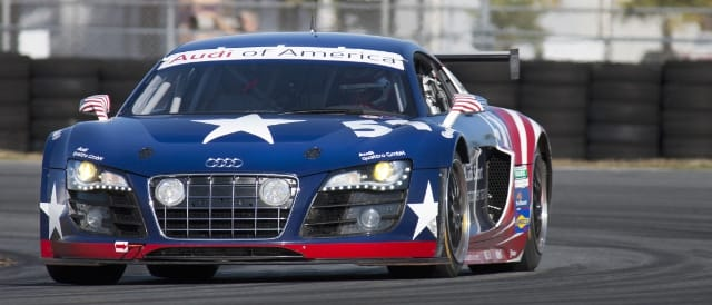 Audi R8 GRAND-AM (Photo Credit: Audi Motorsport)