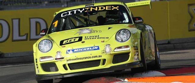Craig Baird - Photo Credit: Porsche Cars Australia