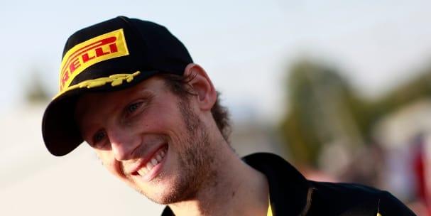 Romain Grosjean (Photo Credit: Alastair Staley/GP2 Media Service)