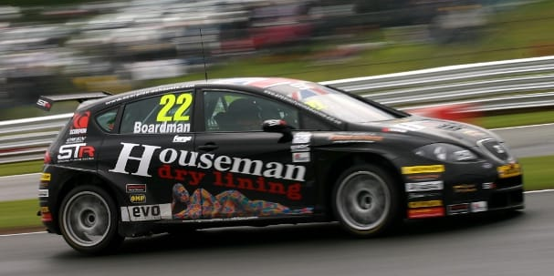 Tom Boardman (Photo Credit: btcc.net)