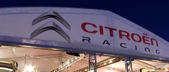 Citroen Racing (Photo Credit: Citroen Racing Media)