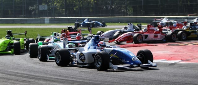 F2 Monza - Photo Credit: FIA Formula Two Championship