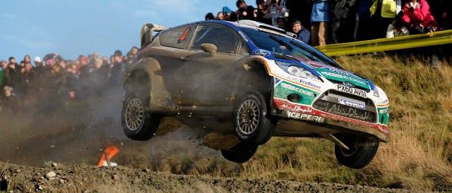 2011 Ford Fiesta WRC (Photo Credit: World Rally Pics)