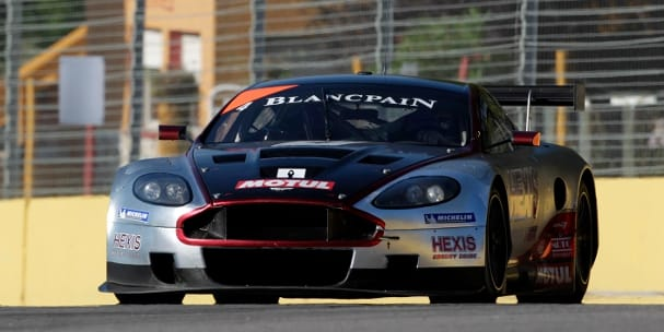 Hexis Racing Aston Martin, 2011 (Photo Credit: DPPI)