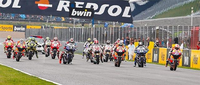 2012 Grand Prix of Spain start