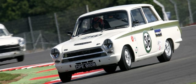 Under 2-litre Touring Cars at Silverstone Classic 2011 (Photo Credit: Silverstone Classic)
