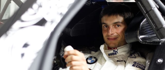 Bruno Spengler in the BMW M3 DTM (Photo Credit: BMW AG)