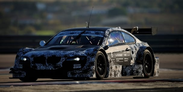 BMW M3 DTM (Photo Credit: BMW AG)