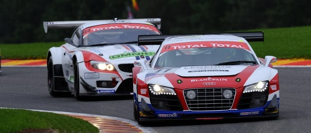 United Autosports competed at the Spa 24 Hours in 2010 and 2011 (Photo Credit: United Autosports)
