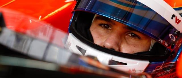 Robert Wickens (Photo Credit: Renault Sport)