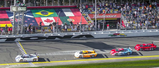 Rolex 24 At Daytona - Credit: Rolex / Stephan Cooper