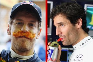 Vettel and Webber - Photo Credit: Mark Thompson/Getty Images