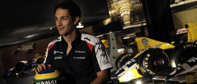 Bruno Senna - Photo Credit: Glenn Dunbar/LAT Photographic