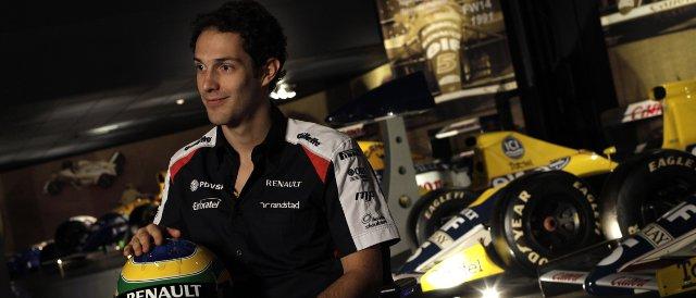 Bruno Senna - Photo Credit: Glenn Dunbar/LAT Photographic