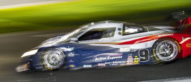 Action Express Racing no.9 Corvette DP ( Photo Credit: Rolex/Stephan Cooper)