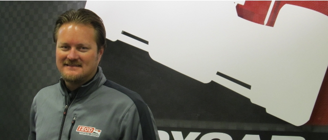Beaux Barfield (Photo Credit: Indycar)