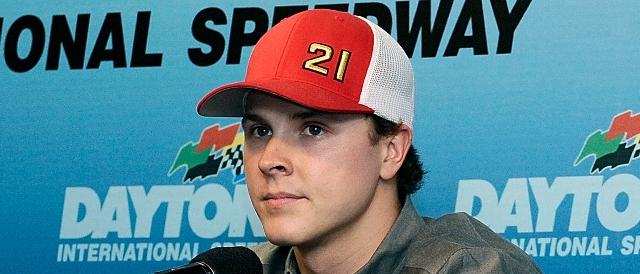 Trevor Bayne (Photo Credit: Jared C. Tilton/Getty Images for NASCAR)