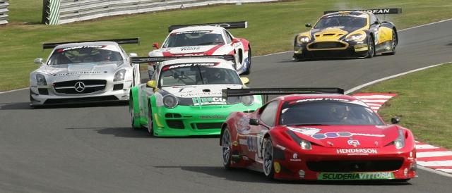 Avon Tyres British GT Championship (Photo Credit: Jakob Ebrey)