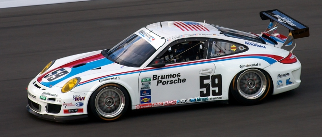 Brumos Racing continue to swap the GT class with Magnus Racing (Photo Credit: Grand-Am)