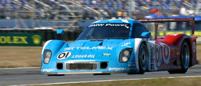 Chip Ganassi Racing with Felix Sabates (Photo Credit: Grand-Am)