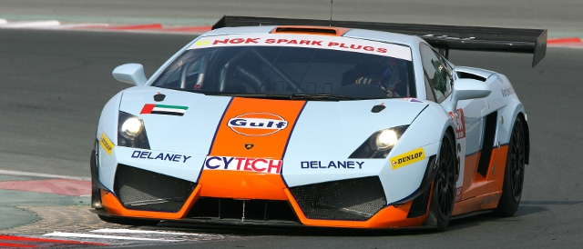 Gulf Racing Lamborghini Gallardo