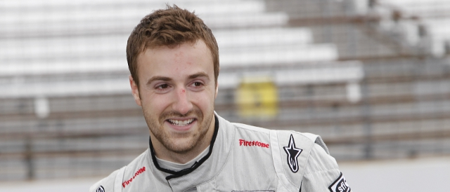 James Hinchcliffe (Photo Credit: Indycar)