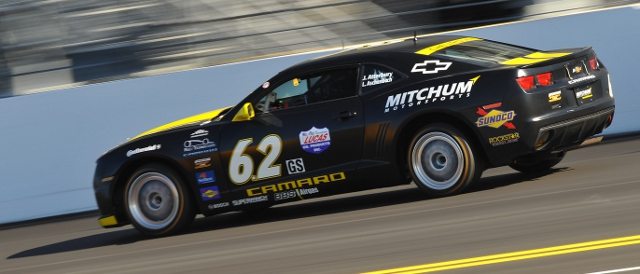 Mitchum Motorsport Camaro (Photo Credit: Sunoco)