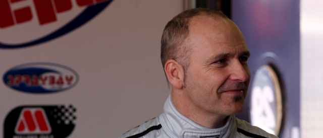 Dave Newsham (Photo Credit: BTCC.net)