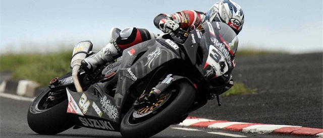 Alastair Seeley - Photo Credit: North West 200